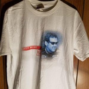 Rusty Wallace Tour 2005 Men's Large T-Shirt